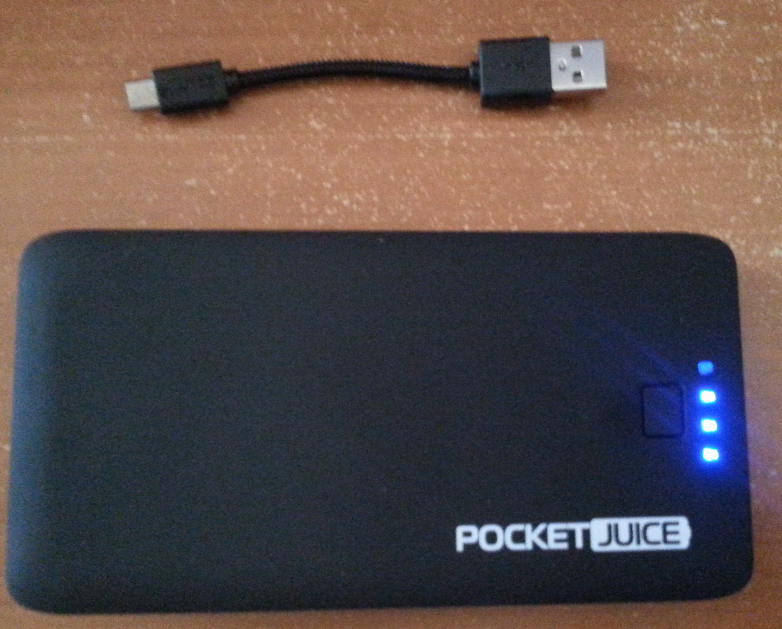 Product Review: Pocket Juice portable charger - Wyoming in Motion