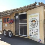 The Nipa Hut food truck on the Cheyenne Depot Plaza during Cheyenne Art Festival