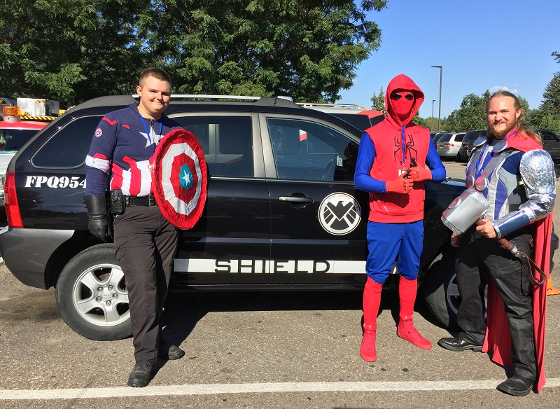 The Makeshift Avengers