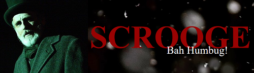 Scott Moore as Scrooge